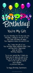 love letter to my future wife happy birthday love poems
