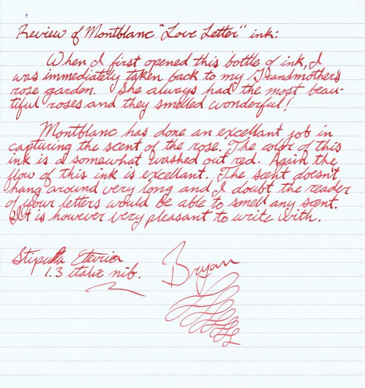 love letters for him from the heart
