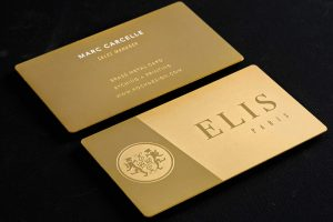 luxury business cards gold metal business cards rockdesign luxury business card printing