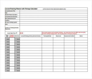 madeline hunter lesson plan example lesson plan template excel