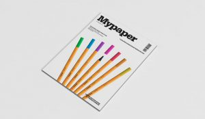 magazine advert templates mock up editorial