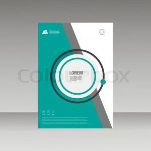 magazine advert templates vector leaflet brochure flyer template a size design annual report book cover layout design abstract cover design
