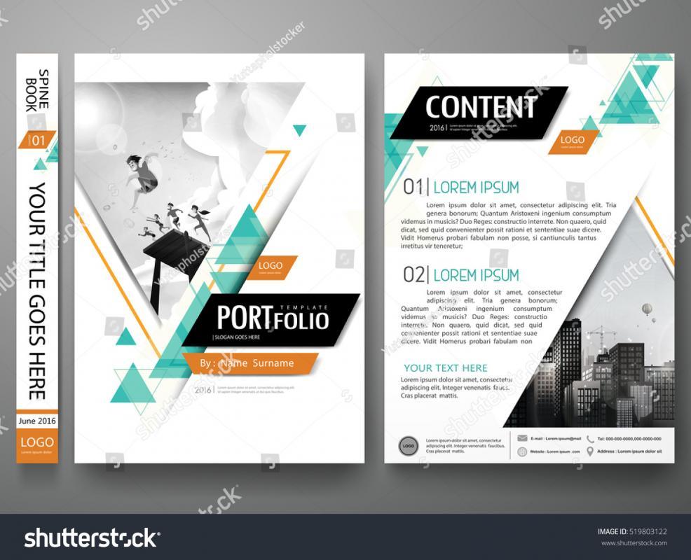 magazine advert templates