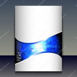 magazine covers designs depositphotos flyer or brochure cover design