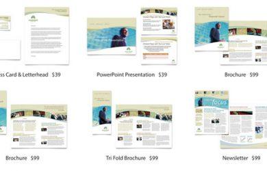 magazine layout templates template
