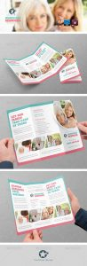 marketing flyer templates home care p