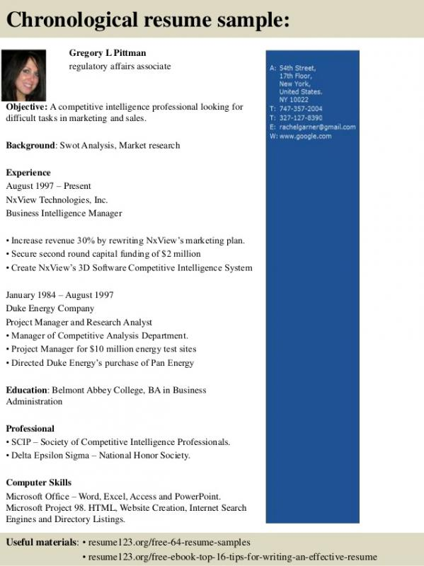 Marketing Manager Cover Letter | Template Business