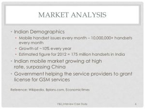 marketing proposal example sample market entry analysis