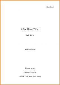 math lesson plan template cover page example apa title page sample