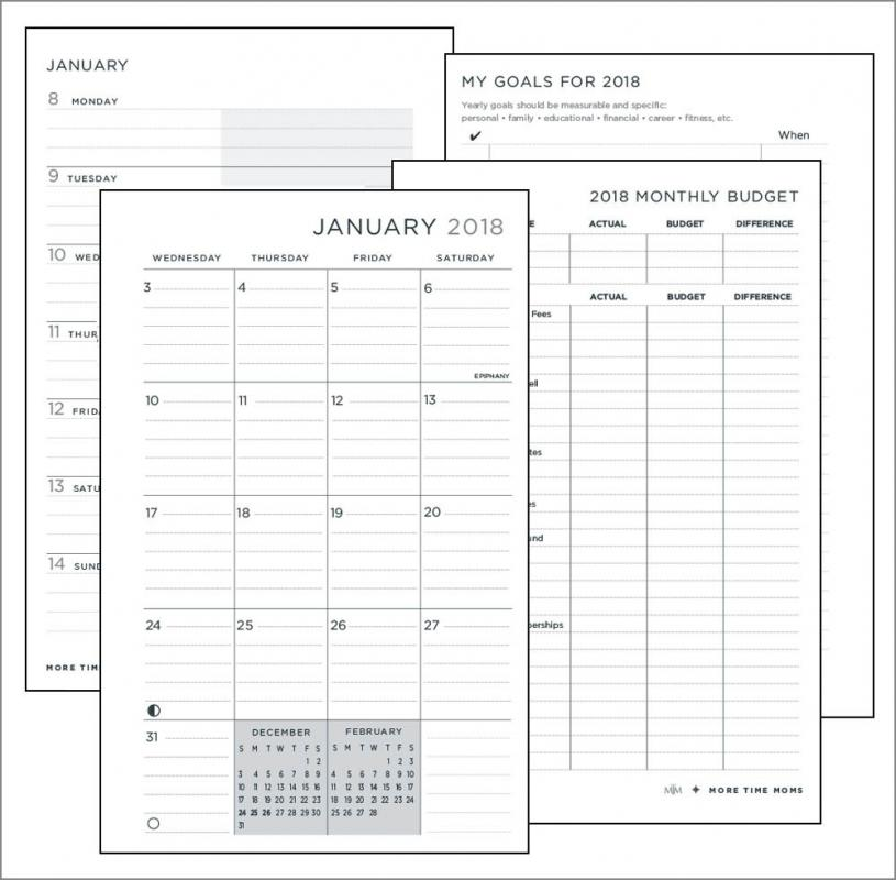 media planner template