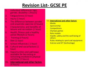 media planner template revision timetable