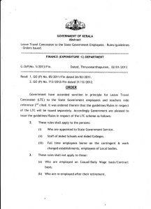 medical certification form keralaleave travel concession for govt employees gop