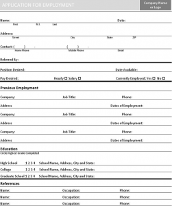 medical cv template simple employment application ycyhzqwt