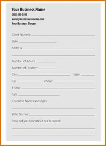 medical release of information form template business client information sheet template p