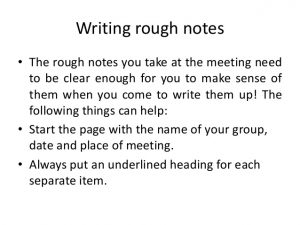 meeting agenda example agenda and meeting minutes