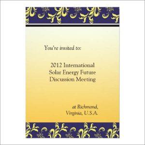 meeting invitations template free meeting invitation card
