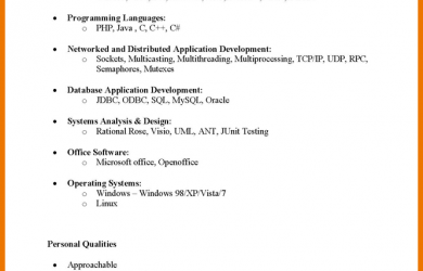 meeting minutes example parts of a resume resume