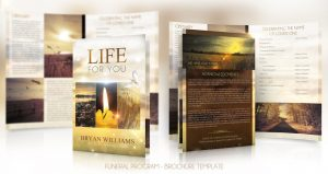 memorial cards for funeral template free carddesigner life for you funeral program brochure template by sluapdesign doax