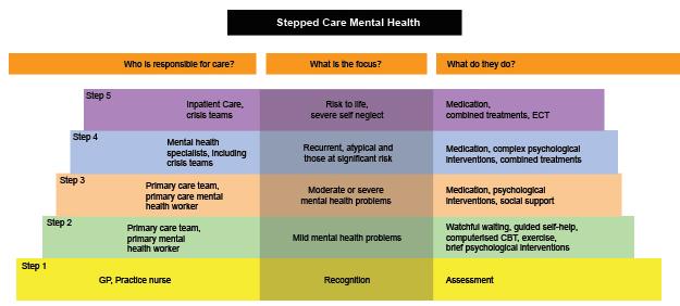 mental health treatment plan template