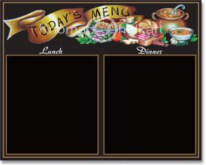 menu board template kno todaysmenutemp