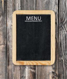 menu board template menu board on wall template download
