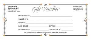 microsoft word coupon template gift voucher template f