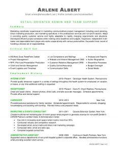 microsoft word template resume marketing communications events coordinator resume