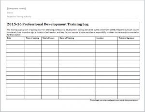 mileage tracker excel training log