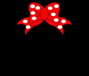 minnie mouse silhouette 7iakzz4kt