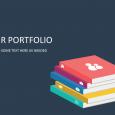 modern powerpoint templates free title slide powerpoint template portfolio