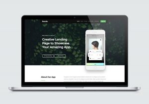 modern website templates dazzle