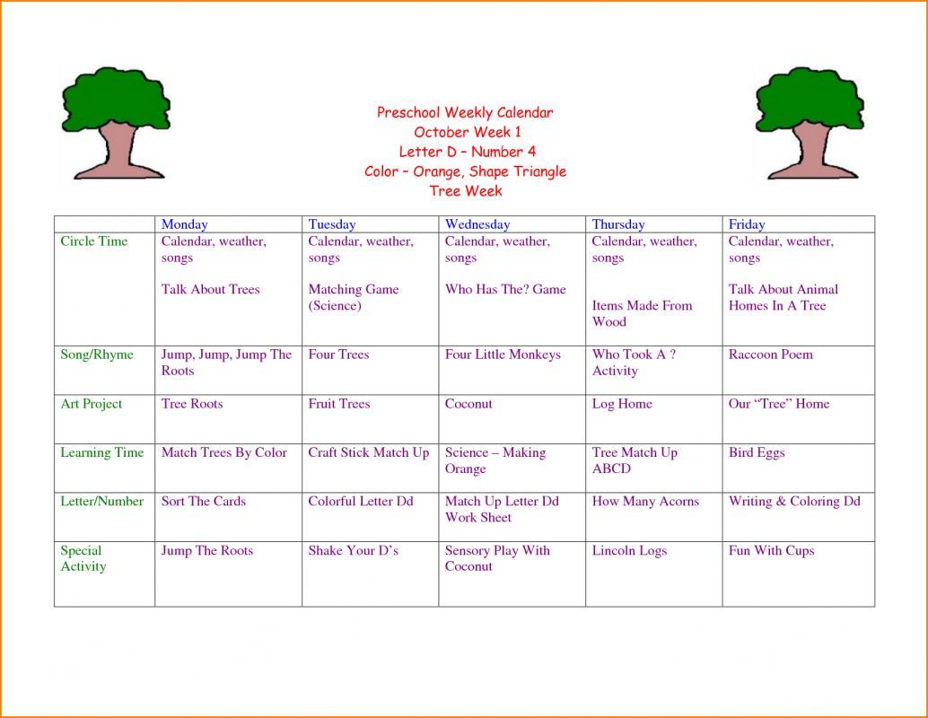 montessori lesson plans