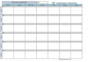monthly bill template template weekly calendar free weekly schedule templates for word