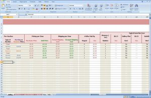 monthly profit and loss template free ebay accounting spreadsheet