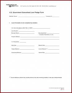 mortgage note form simple loan agreement form