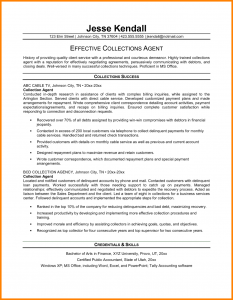 mortgage statement template collection specialist resume collections specialist resume sample