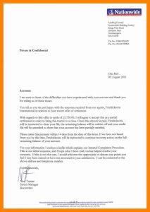 mortgage statement template mortgage offer letter nationwidesettlementletter