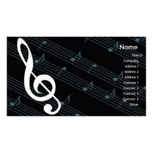 music business cards music business business card rdfcedeeeded xwjey byvr