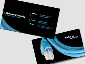 networking business card free network business card