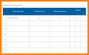 new employee checklist succession planning template succession planning bench strength