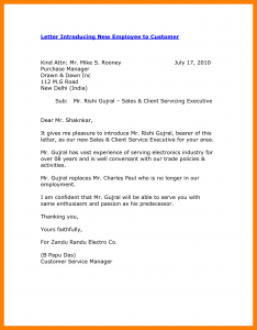 new employee welcome email employee introduction letter self introduction email sample for new employee introduction letter to clients