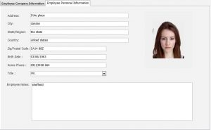 new hire forms template desk quote professional form employees tabctl