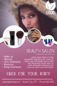 new year flyer beauty salon flyer template bdffbffdceeddee screen