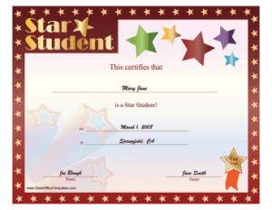 newsletter templates for teachers top pupil certificate