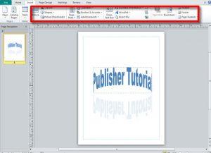 newsletter templates publisher the basics of publisher