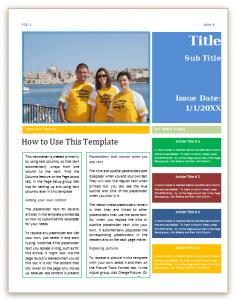 newsletter templates word newsletter template word 01