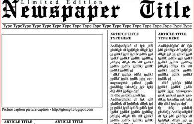 newspaper article template c45b92bc2d7f560357dd6b3fb4232cb09d3f24ee large