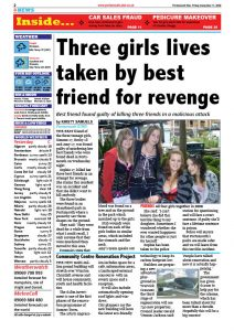newspaper headline template newspaper page a