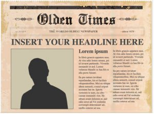 newspaper template free freepowerpointnewspapertemplates