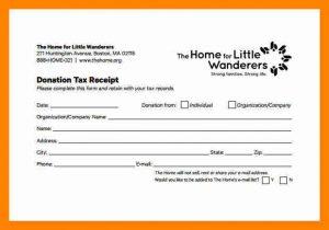 non profit donation receipt tax deductible receipt tax deductible receipt free donation tax receipt template